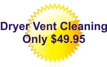 Price-tag Dryer Vent Cleaning