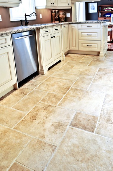 residential Tile & Grout Cleaning Kansas City
