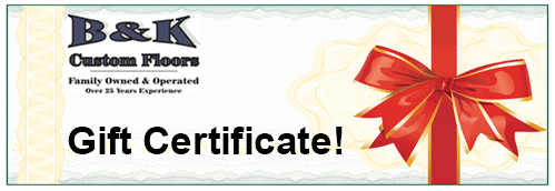 gift-certificate Home